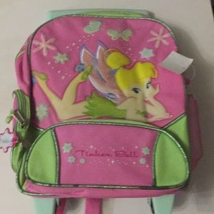 😍.  Tinkerbell rolling bag